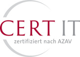 Logo CERT IT GmbH